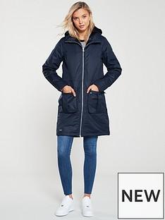 regatta-romina-long-line-jacket-navynbsp