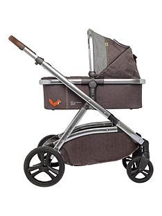 cosatto-wow-xl-pushchair-carrycot-mode-adaptors-raincover-toy-mr-fox
