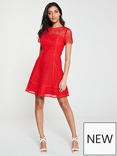 c53239a42535 Red Dresses | Red Dresses for All Occasions | Very.co.uk