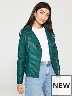 e29db4b99c8b Biker Jackets | Coats & jackets | Women | www.very.co.uk