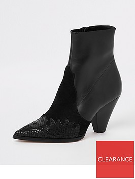 river-island-river-island-leather-western-boot-black