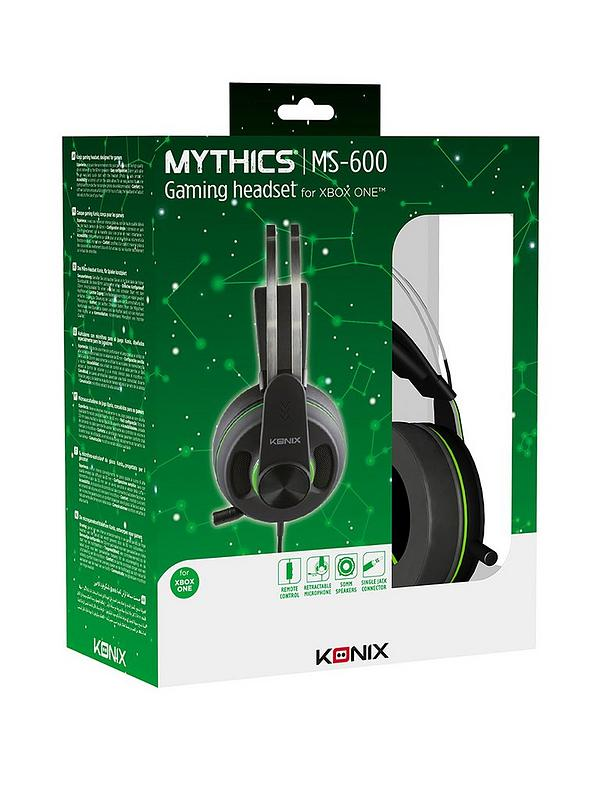 Mythics MS600 2 0 Gaming Headset – Xbox One