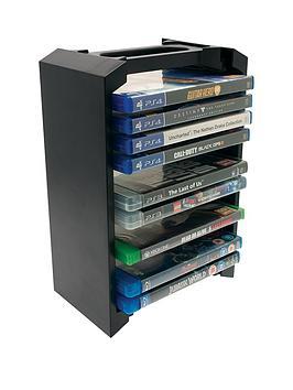 Venom Universal Games And Blu-Ray Storage Tower