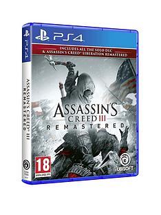 playstation-4-assassins-creed-iii-remastered