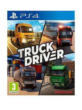 playstation-4-truck-driver-ps4