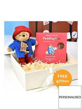 paddington-bear-paddington-personalised-story-book-and-plush-toy-including-free-giftbox