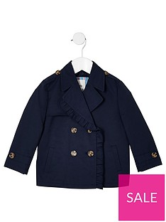 river-island-mini-girls-crop-trench-coat-navy