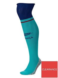 nike-barcelona-third-socks-turquoise