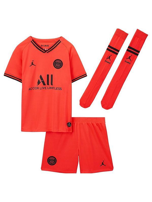 lower price with good wholesale sales Little Kids Jordan PSG 19/20 Away Kit - Pink