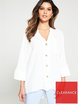 river-island-river-island-button-through-blouse-white