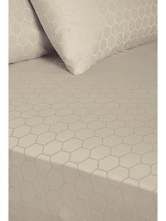 hotel-collection-nbspluxury-300-thread-count-honeycomb-32-cm-extra-deep-fitted-sheet