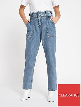 ri-petite-ri-petite-paperbag-waist-denim-jean--blue