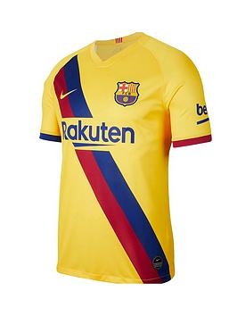 nike-youth-barcelona-201920-away-short-sleeved-stadium-jersey-yellow