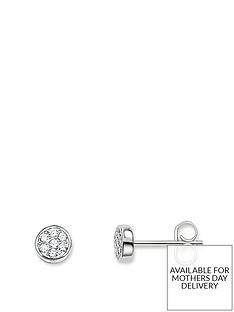 thomas-sabo-thomas-sabo-sterling-silver-cubic-zirconia-circle-stud-earrings