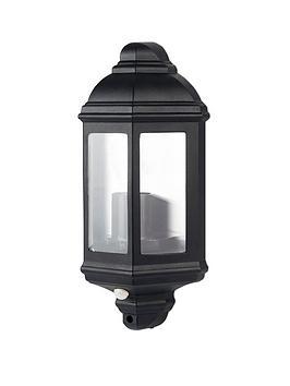 luceco-3-panel-die-cast-half-lantern-e27-lampholder-black-ip44-pir