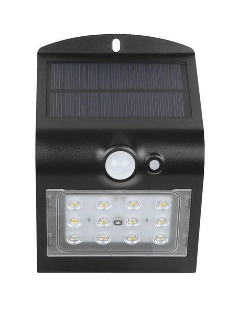 luceco-solar-guardian-pir-wall-light-black-ip65-15w-220lm-4000k
