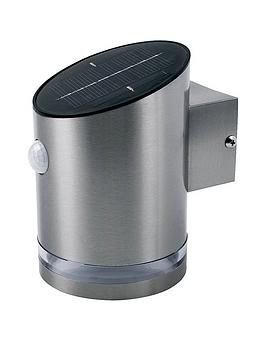 luceco-solar-stainless-steel-pir-wall-light-ip44-100lm-2w-4000k