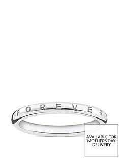 thomas-sabo-thomas-sabo-sterling-silver-together-forever-ring