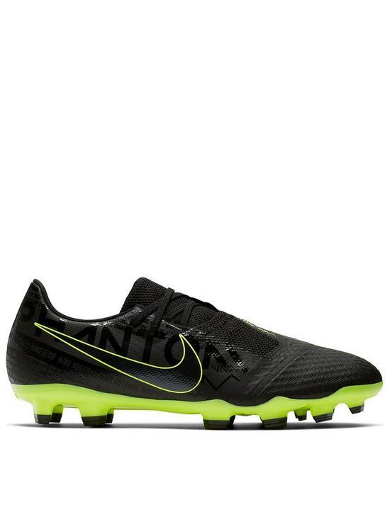 separation shoes 8f11d d17dc Phantom Academy Venom Firm-ground Football Boot - Black