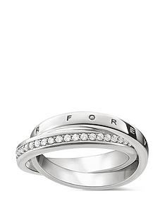 thomas-sabo-thomas-sabo-sterling-silver-cubic-zirconia-together-forever-ring