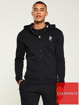 gym-king-capone-hoodie-blackgrey