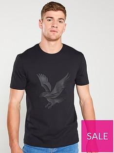 lyle-scott-logo-t-shirt-black