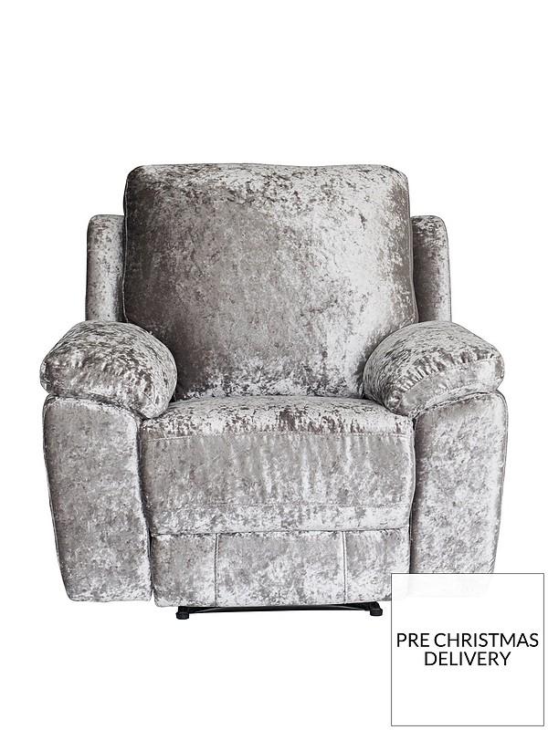 Pleasing Castille Fabric Manual Recliner Armchair Alphanode Cool Chair Designs And Ideas Alphanodeonline
