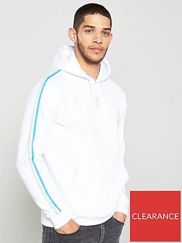 gym-king-newton-hoodie-white