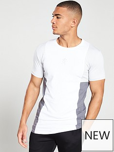 gym-king-front-panel-t-shirt-whitegrey