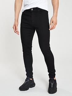 gym-king-denim-jean-black