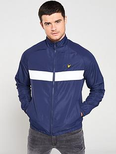 lyle-scott-leightweight-funnel-neck-jacket-navywhite