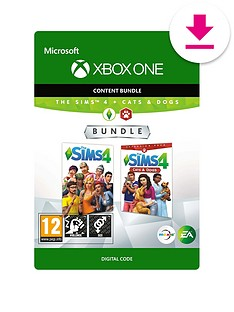 xbox-one-the-sims-4-plus-cats-and-dogs-xbox-one