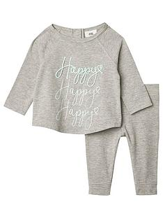 river-island-baby-baby-stripe-embroidered-t-shirt-outfit-grey