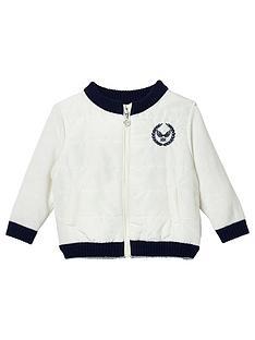 river-island-baby-baby-ri-hybrid-bomber-jacket-cream