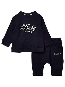 river-island-baby-baby-couture-sweatshirt-outfit-navy