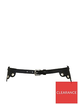 v-by-very-scallop-eyelet-detail-waist-belt-black