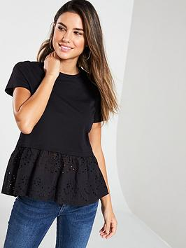 v-by-very-emboridered-peplum-top