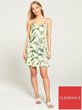 oasis-palm-strappy-sundress-lime-green