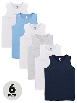v-by-very-boys-6-pack-vests-multi
