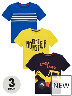 v-by-very-boys-3-pack-digger-and-striped-short-sleeve-t-shirts-multi