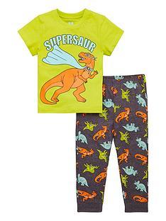 v-by-very-boys-supersaur-pjs-greengrey