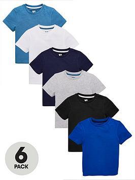 v-by-very-boys-6-pack-t-shirts--nbspmulti