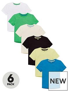 v-by-very-boys-6-pack-t-shirts-multi