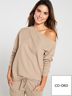 v-by-very-slouch-co-ord-top