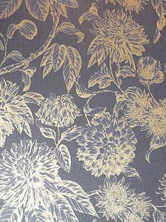 arthouse-nbspluxe-botanica-navy-and-gold-wallpaper