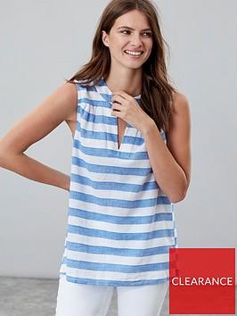 joules-juliette-top-blue