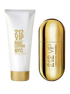 carolina-herrera-carolina-herrera-212-vip-ladies-50ml-eau-de-parfume-75ml-body-lotion-gift-set