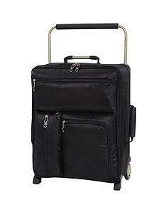 it Luggage World s Lightest Wide Handle Design Cabin Case 825d86ae6ede9