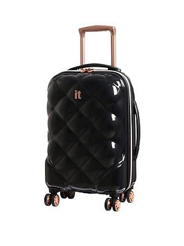 it-luggage-st-tropez-deux-single-expander-hard-shell-cabin-case