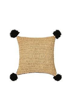 monsoon-large-straw-cushion
